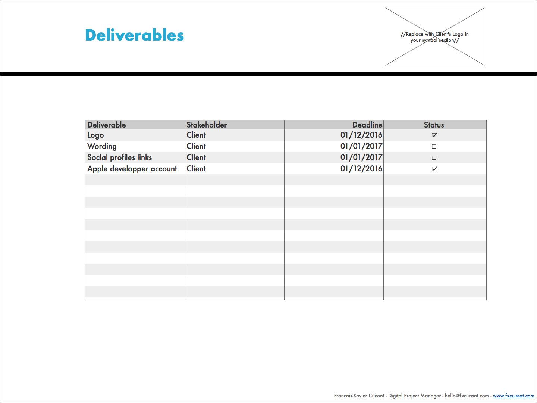 Project Deliverables Template 8321976 Hitori49fo