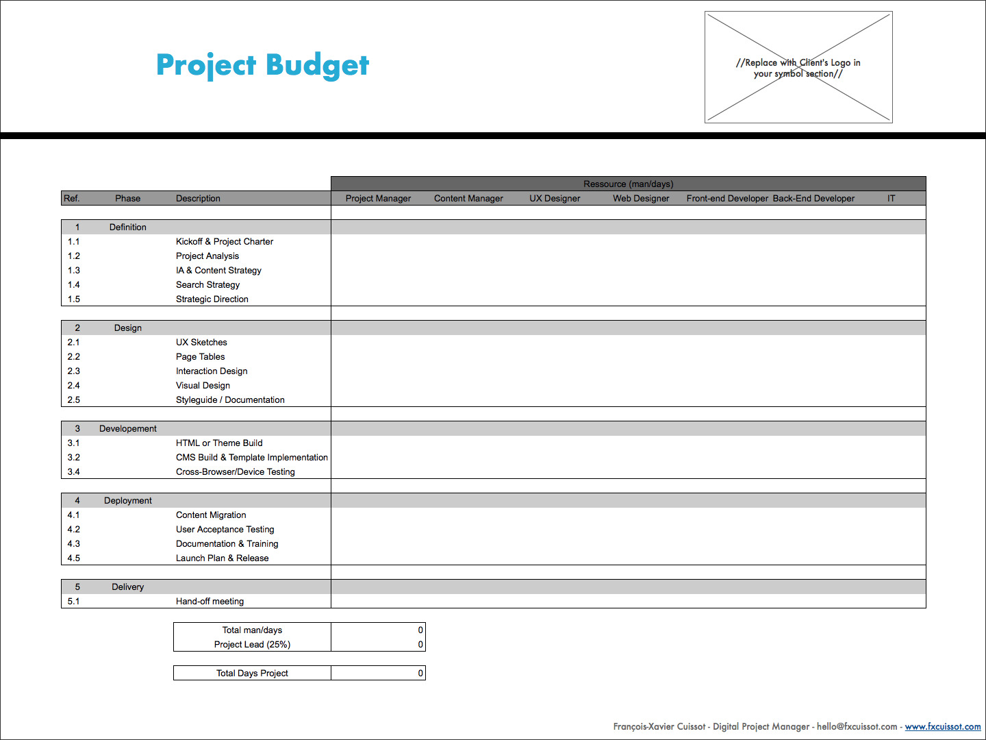 project charter template balsamiq digital project management. Black Bedroom Furniture Sets. Home Design Ideas